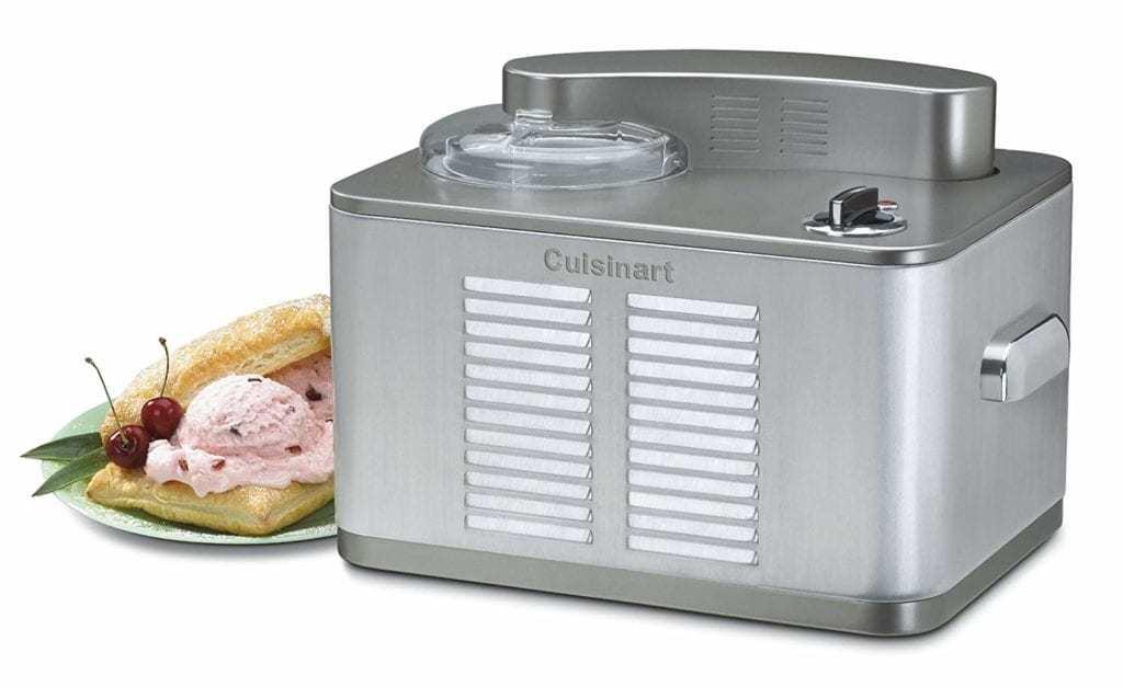 Cuisinart ICE-50BC Supreme Ice Cream Maker Review