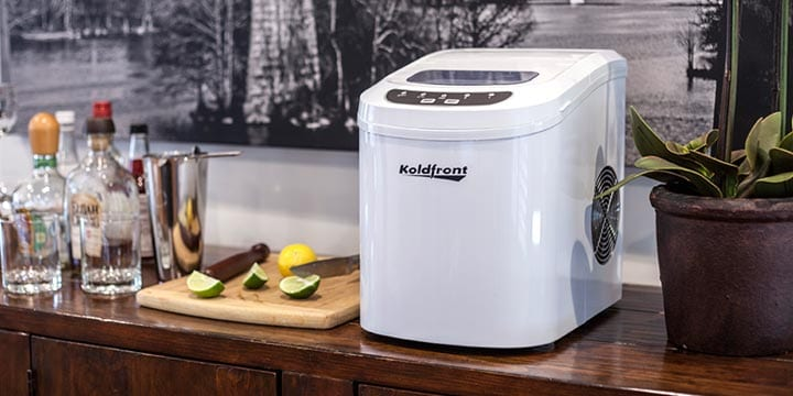Why Should You Buy A Portable Ice Maker? Questions Answered.