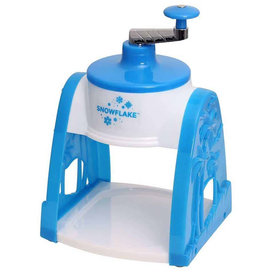Time For Treats Manual Snow Cone Maker Review