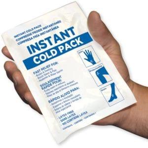 Do Instant Ice Packs Work?