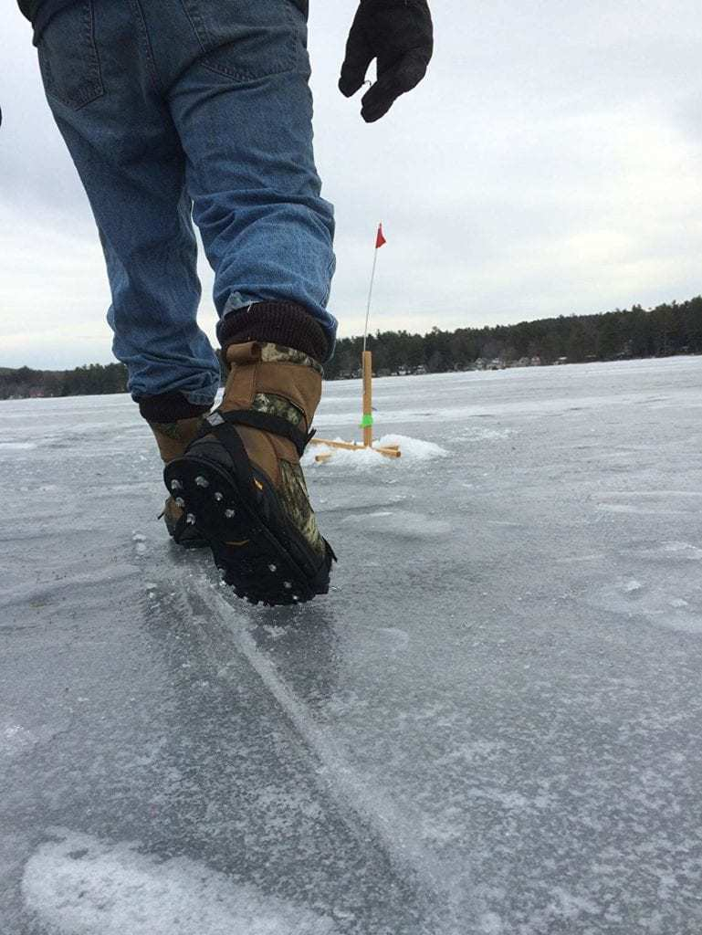STABILicers Maxx great for Ice Fishing