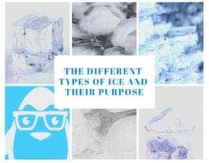 Different Types of Ice