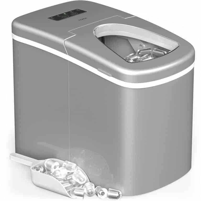 hOmeLabs Portable Ice Maker is a perfect ice maker for camping or your RV