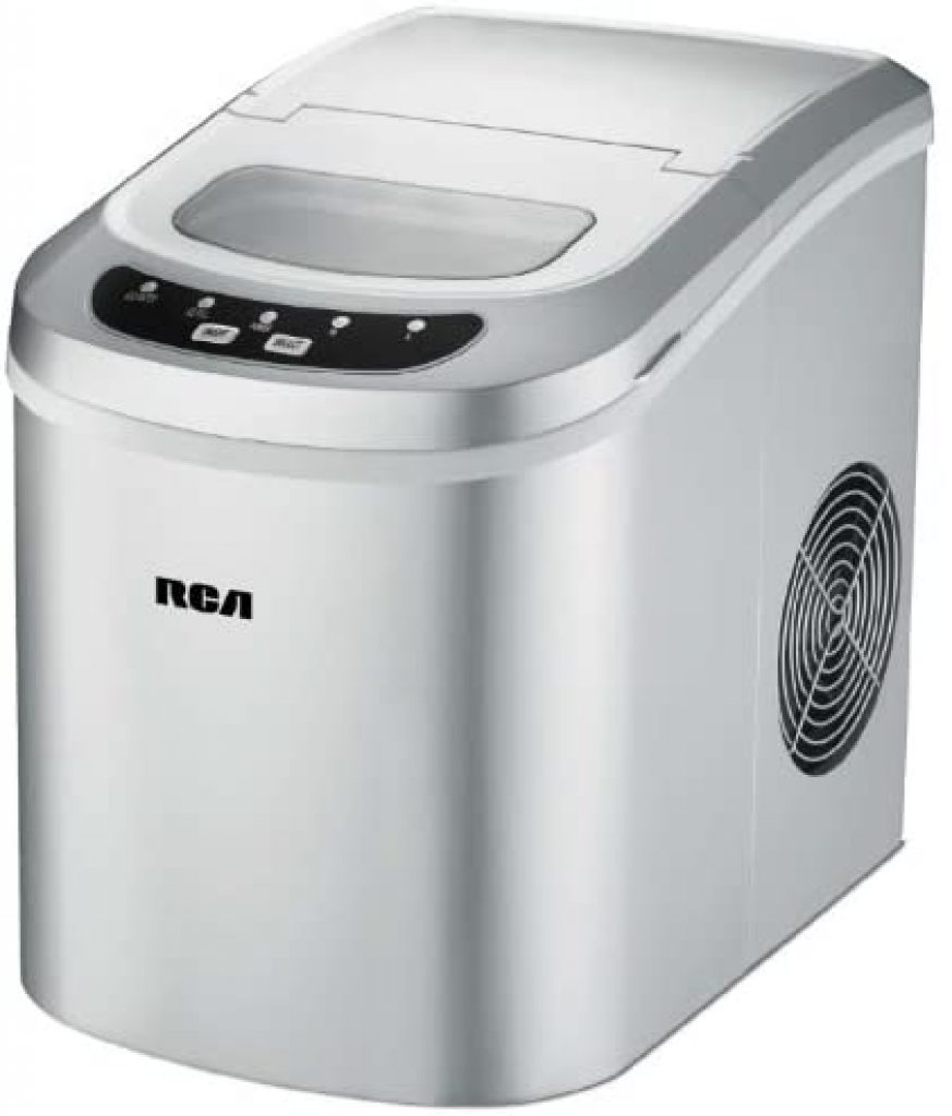 Portable ice maker for Canada
