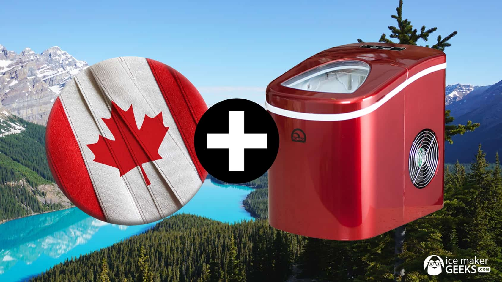 BEST PORTABLE ICE MAKER IN CANADA