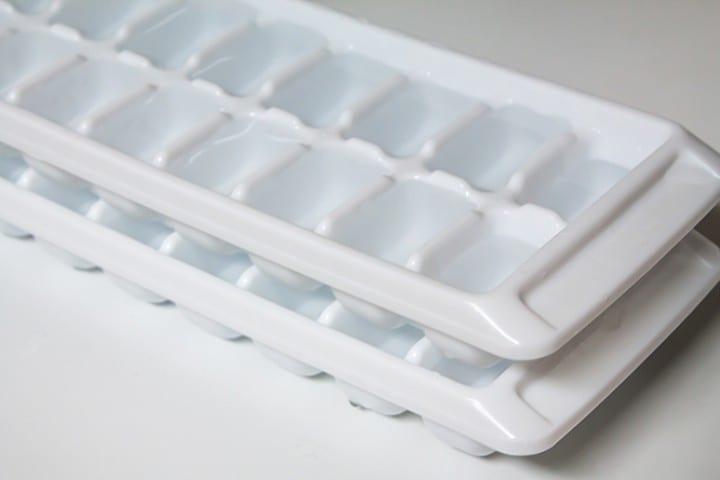 ice cube recipe