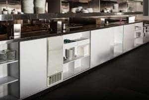 SPT IM-600US Stainless Steel Under-Counter Ice Maker