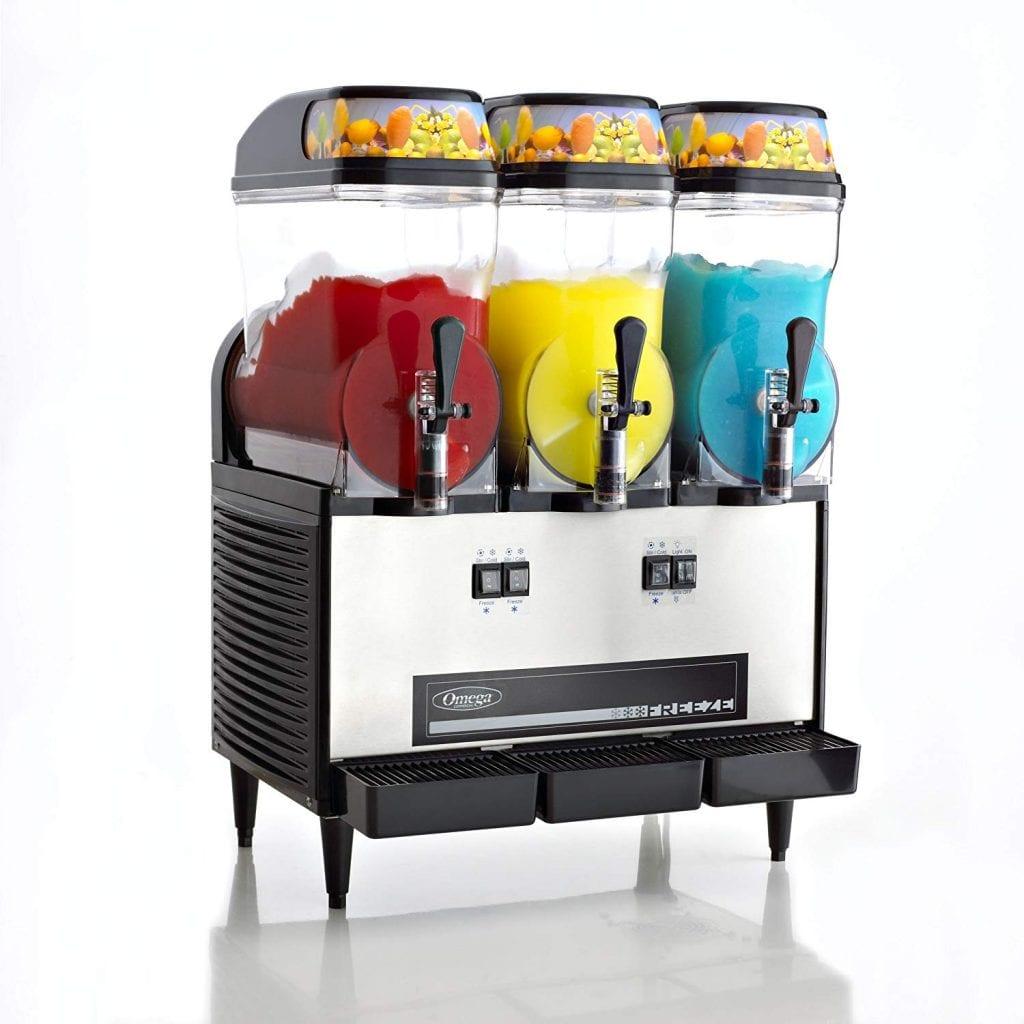 Omega OFS30 Commercial Slush Machine Review