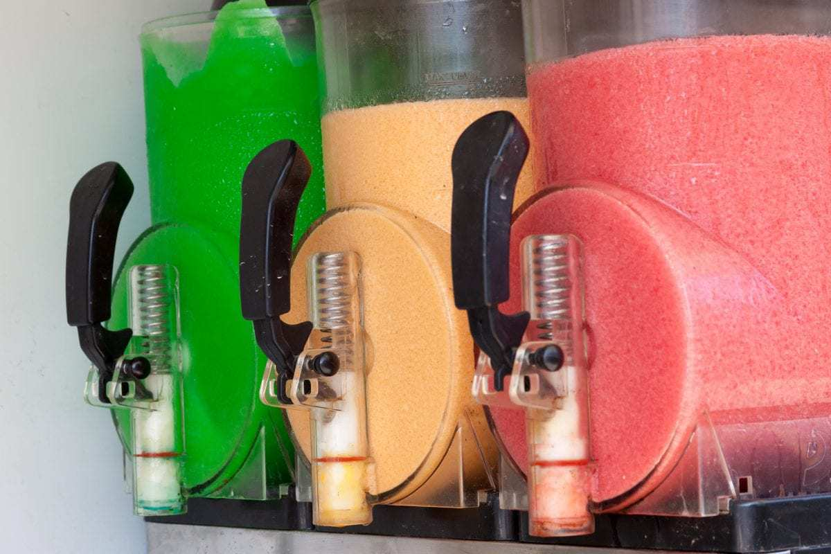 Best Commercial Slushy Machine