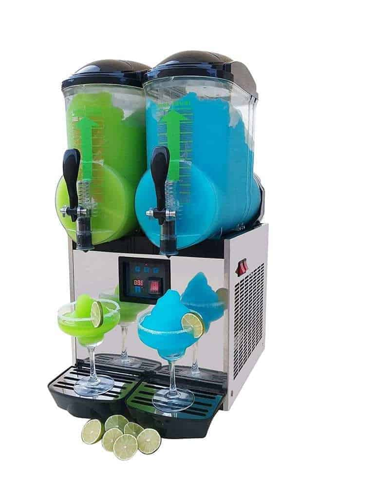 BRAVO ITALIA Slushie Machine Review