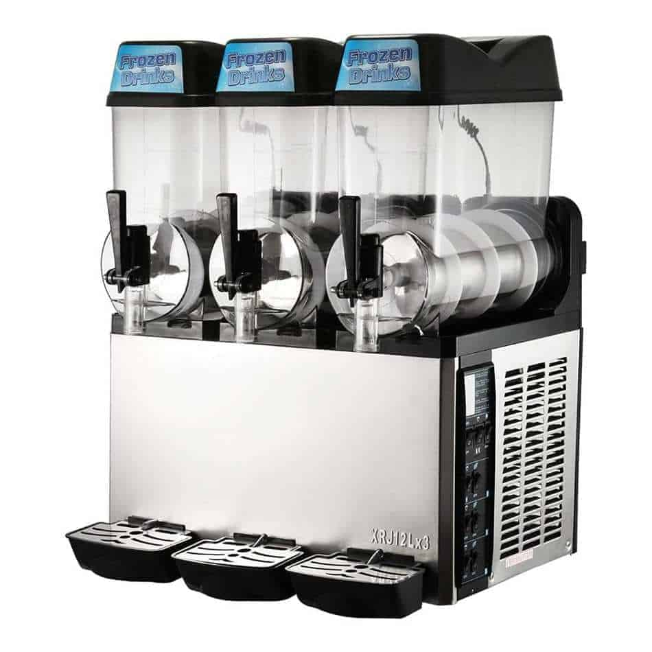 Your Best Options For A Commercial Slushy Machine In 2020