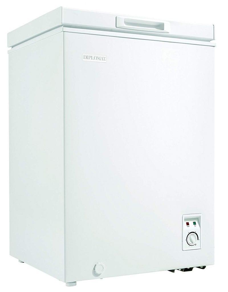 Danby Diplomat 3.5-Cu. Ft. Chest Freezer Review