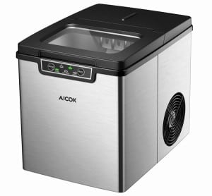 The Aicok Portable Ice Maker review