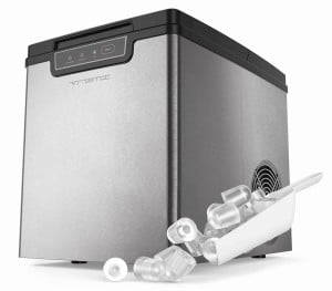 The Vremi Countertop Ice Maker review