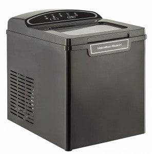 The Hamilton Beach PIM-1-3A Portable Ice Maker