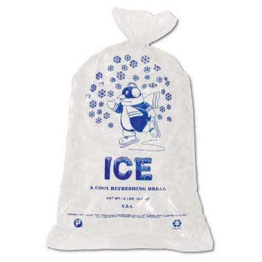 Is bagged Ice Safe to Eat?