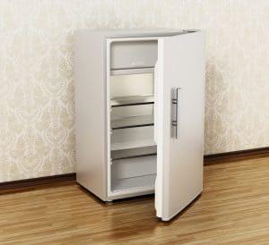 Small size hotel refrigerator