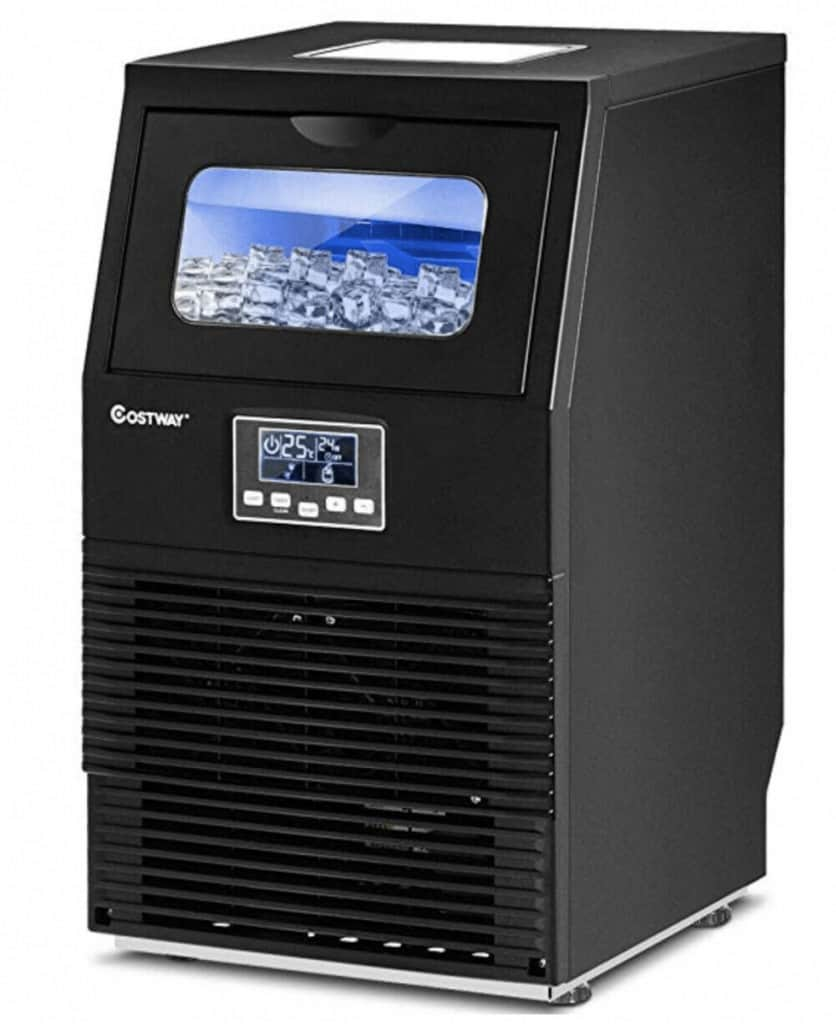 Costway Commercial Ice Maker Review