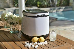 ice maker on vacation