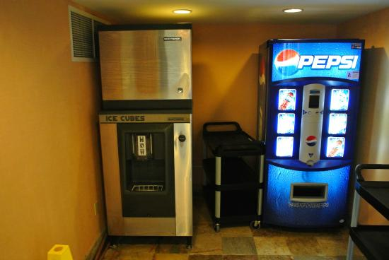 is ice from hotel ice machines safe to eat?