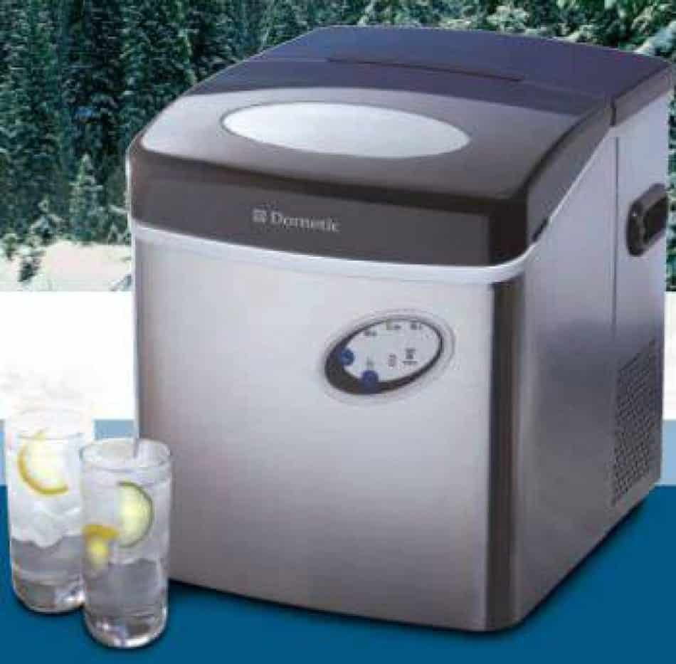 How A Portable Ice Maker Works