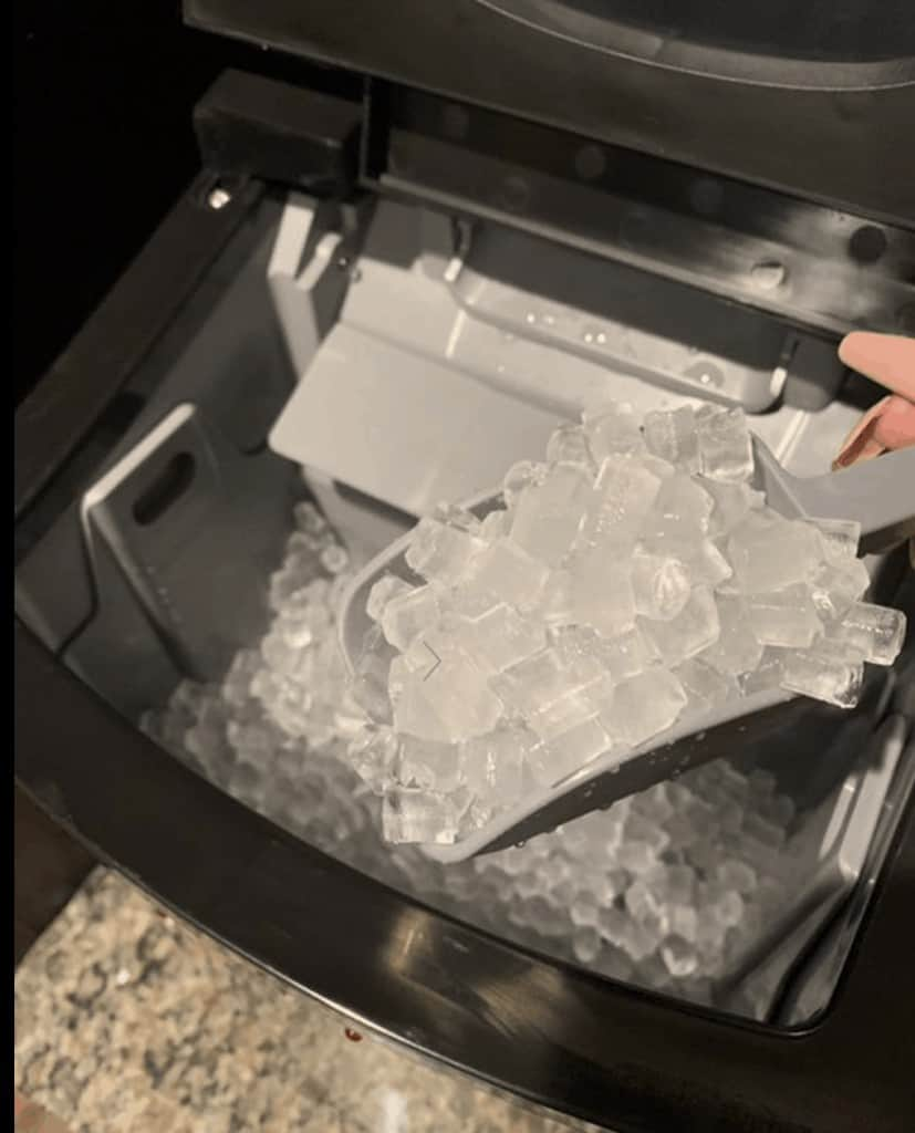 newair countertop nugget ice review