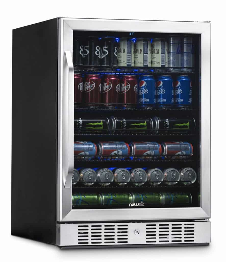 "The NewAir 24"" Beverage Fridge Review"