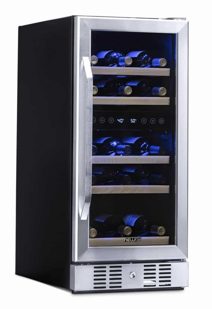 "The NewAir 15"" Wine Fridge Review"