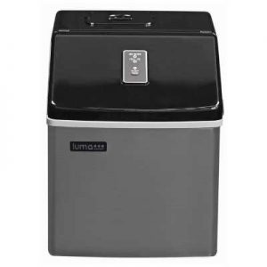 The Luma Comfort Clear Portable Ice Maker (IM200SS & IM200W)