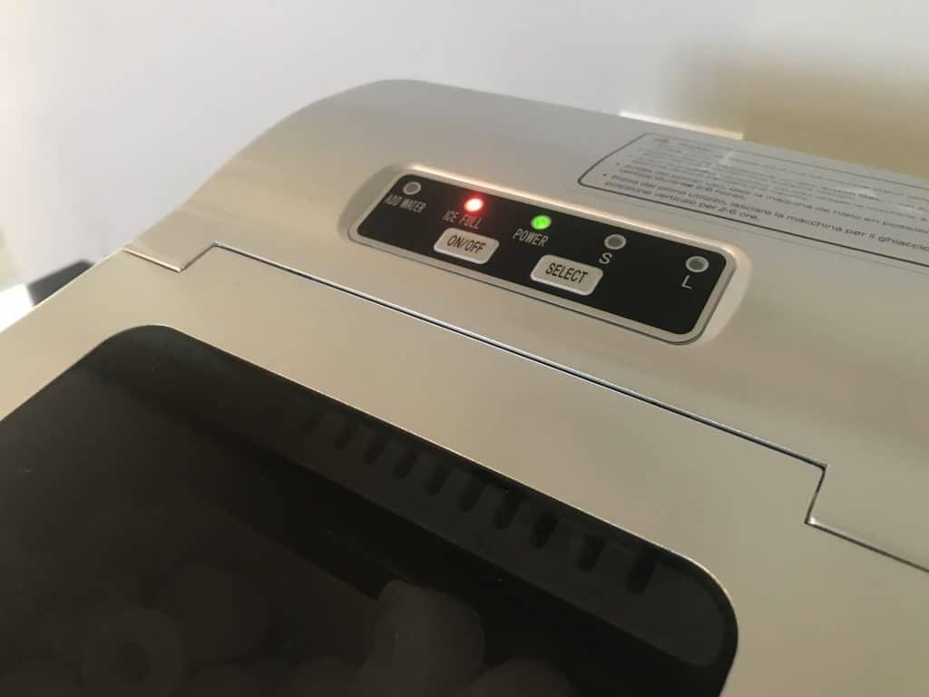 Ikich LED control panel