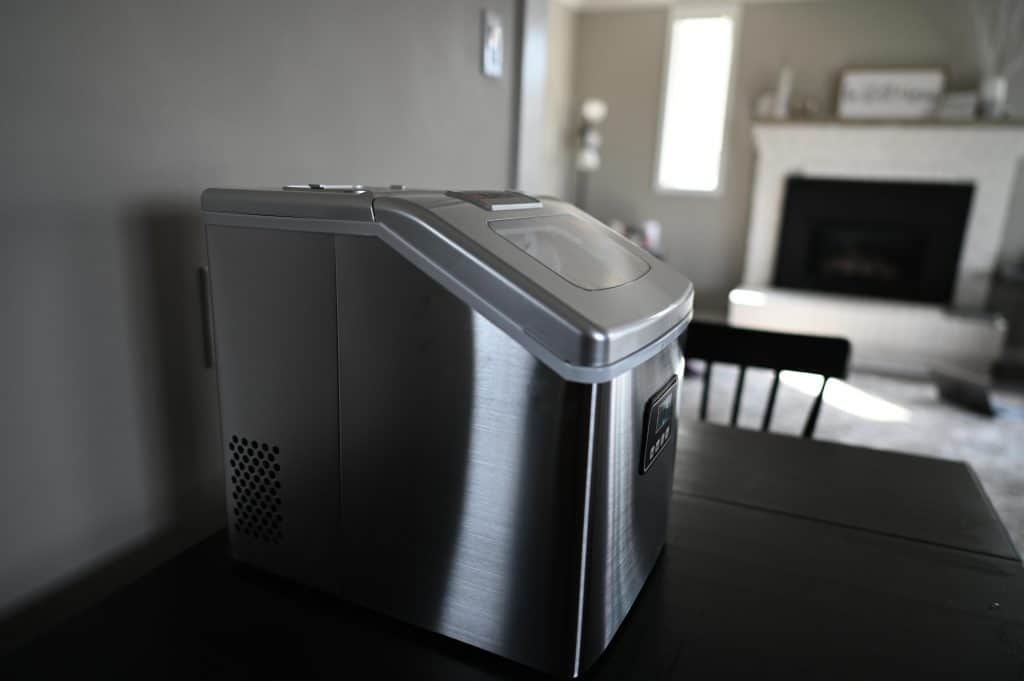 Euhomy Countertop Clear Ice Maker Review